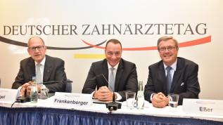 Pressekonferenz Deutscher Zahnärztetag 2018
