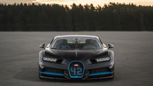 Bugatti Chiron fährt Weltrekord