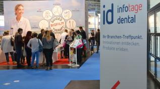 Beratung aus erster Hand auf der id infotage dental München