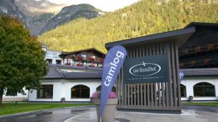 Wissenstransfer inklusive spektakulärer Alpenkulisse