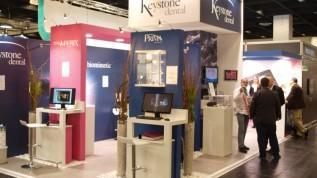 Keystone Dental auf der IDS 2011