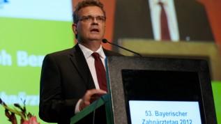 Bayerischer Zahnärztetag 2012