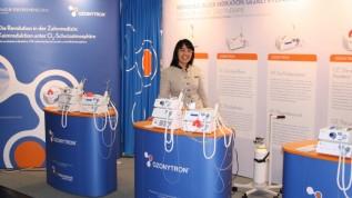 MIO international OZONYTRON GmbH auf der IDS 2011