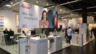 Argon Dental auf der IDS 2013