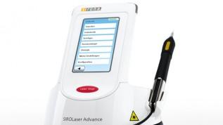 Schleimhautveränderung mit 970-nm-Laser entfernen