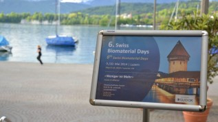 6. Swiss Biomaterial Days in Luzern