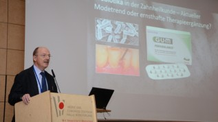 Sunstar Symposium auf der DG PARO-Jahrestagung