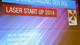 23. Jahrestagung der DGL/LASER START UP 2014