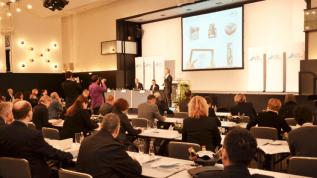 Dürr Dental Pressekonferenz zur IDS 2015