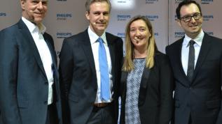 Philips Medien-Frühstück zur IDS 2015