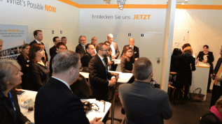 Carestream Presseevent zur IDS 2015