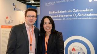 MIO international OZONYTRON GmbH auf der IDS 2015