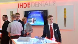 Dr. Ihde Dental auf der IDS 2015