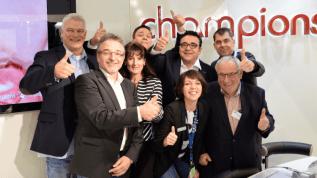 Champions-Implants auf der IDS 2015
