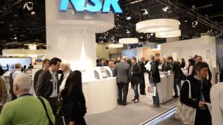 NSK auf der IDS 2015