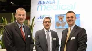BIEWER medical auf der IDS 2015