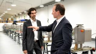 BRUMABA – Neue Produktionshalle eröffnet