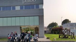 Motorradtour und Fortbildung in Spanien