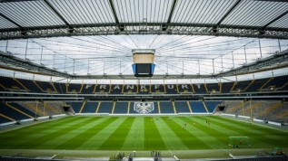 Dental statt Fußball in der Commerzbank-Arena