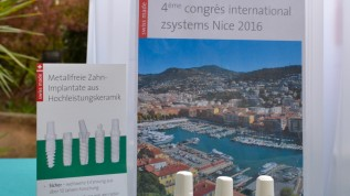 4. Internationaler zsystems-Kongress in Nizza