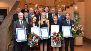 Wrigley Prophylaxe Preis-Verleihung 2016
