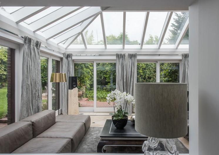n her an der natur sch ner wohnen im edlen wintergarten. Black Bedroom Furniture Sets. Home Design Ideas