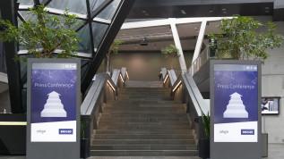 Align und exocad Pressekonferenz am 12. März 2020 in Darmstadt