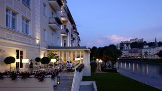 Hochkultur beim Luxusurlaub im Hotel Sacher Salzburg