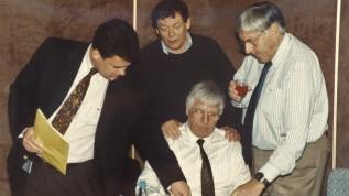 Rundes Jubiläum: 40 Jahre ITI in Deutschland