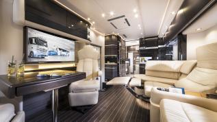 Luxus-Lifestyle im Concorde-Caravan