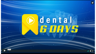 dental 6 days - Interaktive Onlinefortbildung zur Prophylaxe