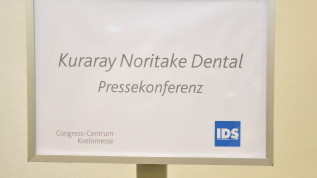 Kuraray Pressekonferenz IDS 2019