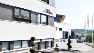 Neubau-Einweihung von Dürr Optronik in Gechingen
