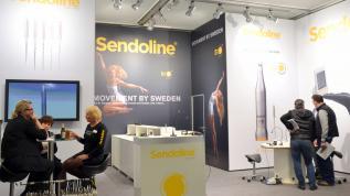 Sendoline auf der IDS 2017