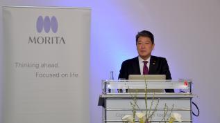 Morita - Pressekonferenz zur IDS 2017