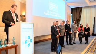 Wrigley Prophylaxe Preis 2017 in Berlin