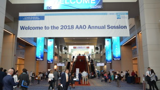 AAO-Kongress 2018 in Washington