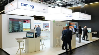 CAMLOG auf der IDS 2019