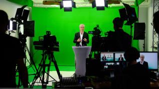Behind the Scenes – BICON Live-Tutorial mit Prof. Dr. Mauro Marincola