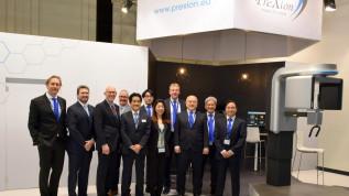 PreXion DVT-Weltpremiere auf der IDS