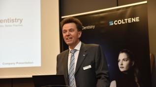 Pressekonferenz von COLTENE zur IDS 2019