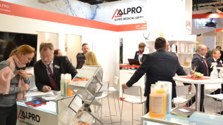 Alpro Medical auf der IDS 2019