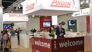 Argon Dental auf der IDS 2019