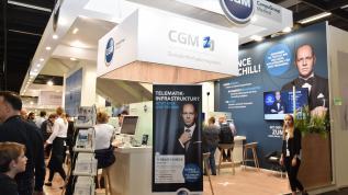 CGM auf der IDS 2017