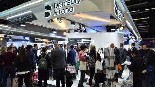 Dentsply Sirona auf der IDS 2019