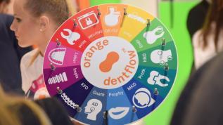 orangedental auf der IDS 2017