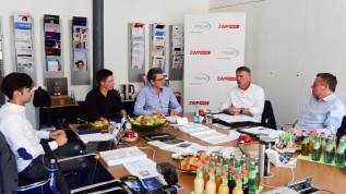 Geistlich Biomaterials zur Mediaplanung in Leipzig