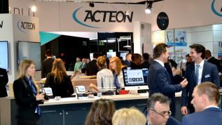 Acteon Pressekonferenz zur IDS 2019