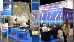 Hi-Tec Implants auf der IDS 2017