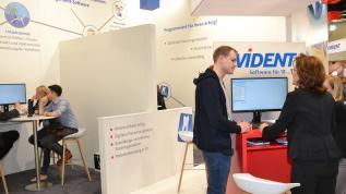 EVIDENT GmbH auf der IDS 2017